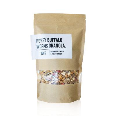 Honey Buffalo Granola